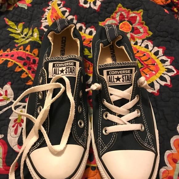 Converse Shoes - NWOT shoreline convers-- will re-lace the shoe cd2f392a4